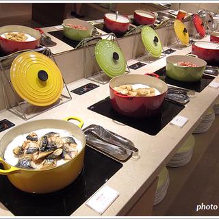 【台北】HOTEL COZZI 和逸 (台北忠孝館 )‧飯店早餐