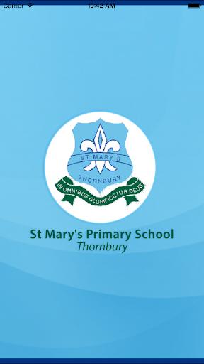 St Mary's PS Thornbury