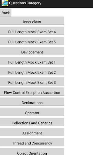 OCPJP SCJP6 Mock Exam 800 Qns