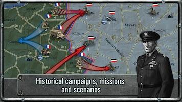 Screenshot of Strategy & Tactics: WW II Free