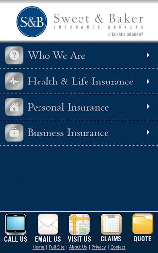 Sweet Baker Insurance