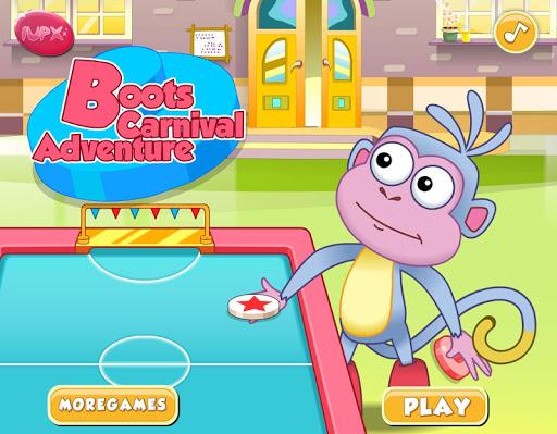 Dora Boots Carnival Adventure