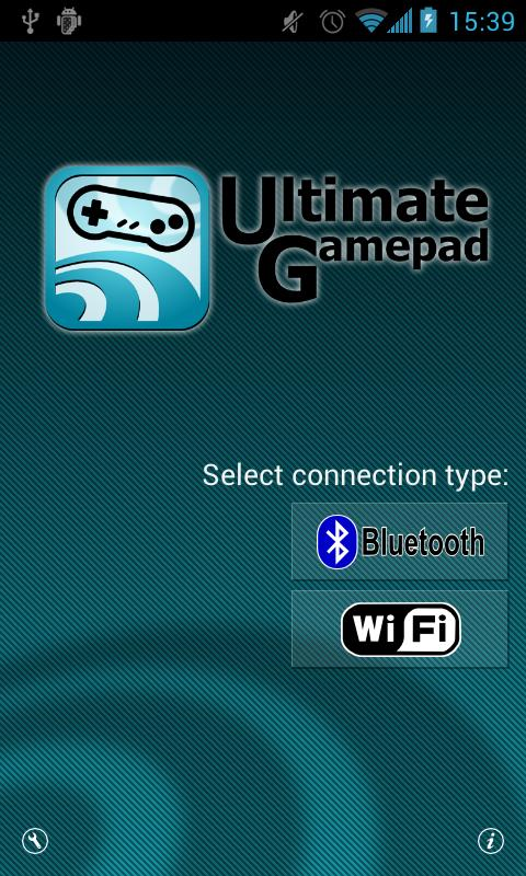 Ultimate Gamepad - screenshot