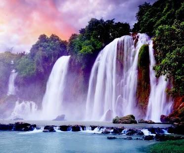 玩娛樂App Rainbow Waterfall免費 APP試玩