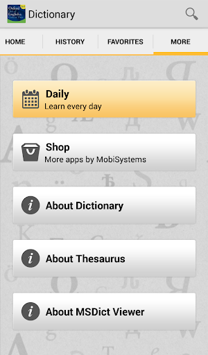【免費書籍App】Oxford Dict of English&Thes TR-APP點子