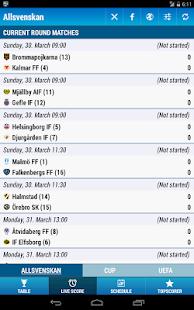 Allsvenskan Soccer - screenshot thumbnail