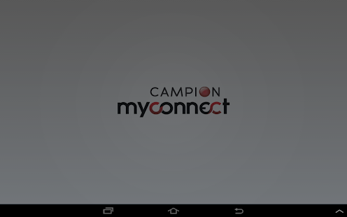 Campion myconnect- screenshot thumbnail
