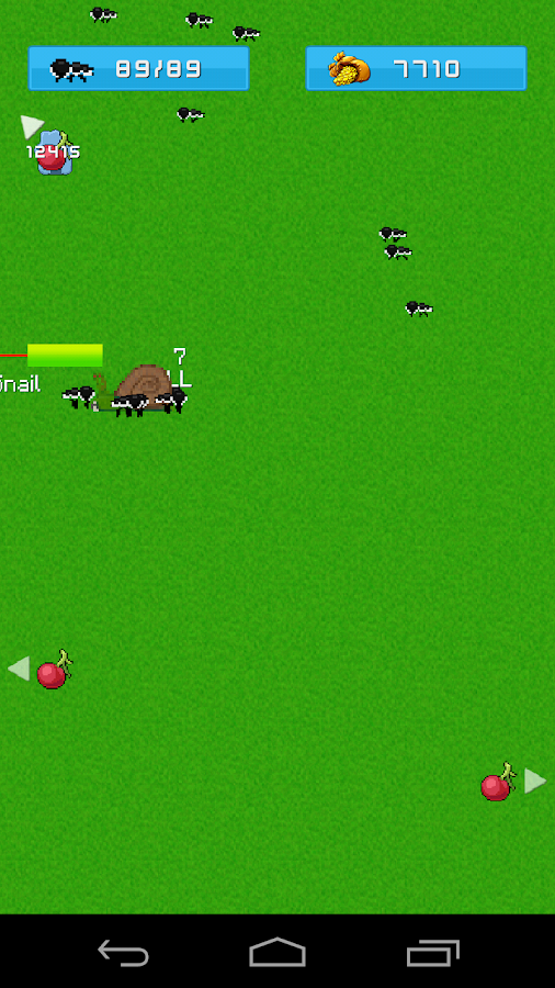 Killer Ant Empire Game MMO- screenshot