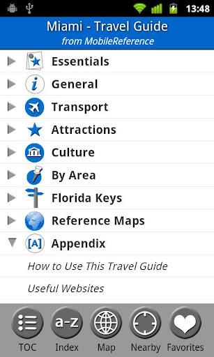 Miami Florida Keys Guide
