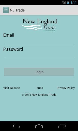 New England Trade