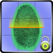 Fingerprint Lock Theme