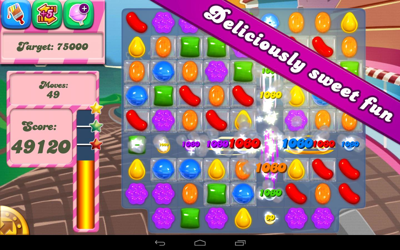 Candy Crush Saga Apk 1.34.1 Hileli Mod