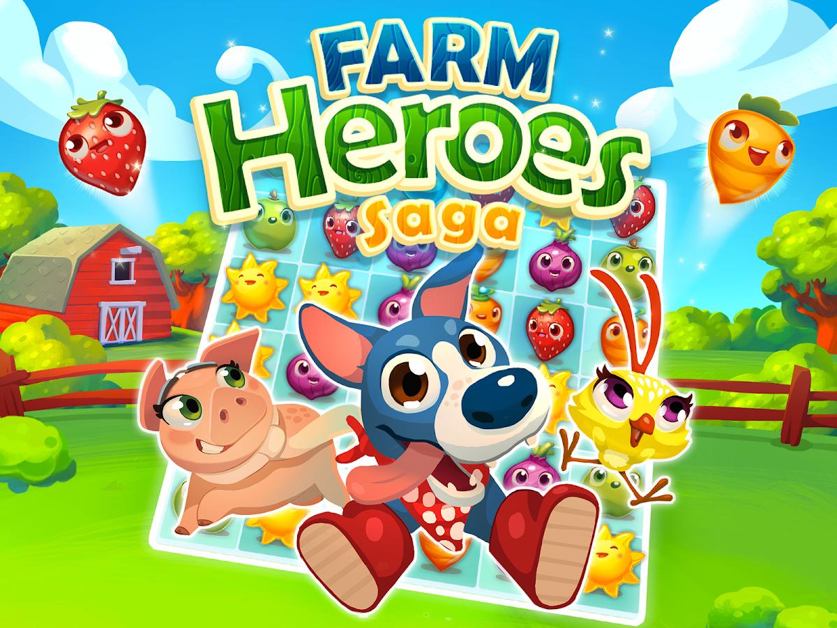 Spiele Farm Heroes