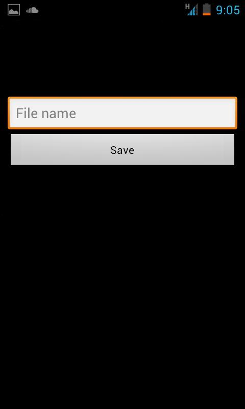 Djenterator- screenshot