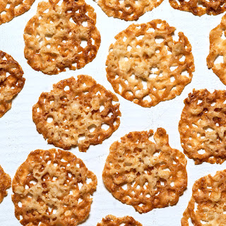 Oatmeal Lace Cookies