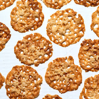 Oatmeal Lace Cookies.