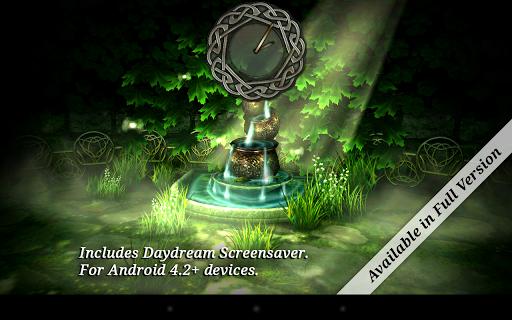 Celtic Garden Free screenshot