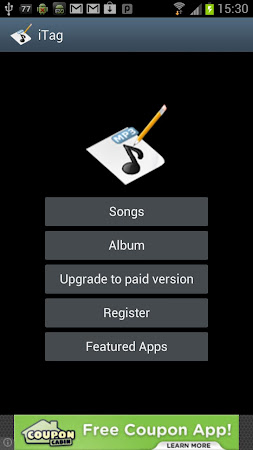 iTag - Music Tag Editor 2.0.9 screenshot 131657