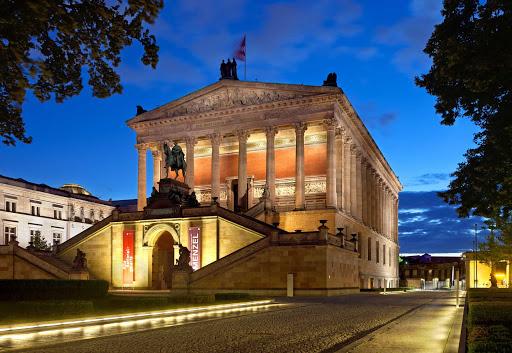 Alte-Nationalgalerie-Berlin - Alte Nationalgalerie (Zuschnitt) or National Gallery in the Brandenburg section of Berlin.