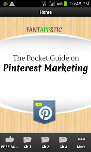 Pocket Guide - Pinterest Mktg