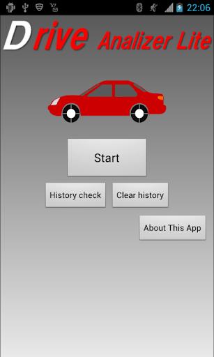 Driving Analizer Lite