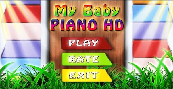 My Baby Color Piano for Kids- screenshot thumbnail