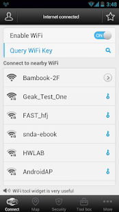 WiFi Master - Free WiFi Finder - screenshot thumbnail