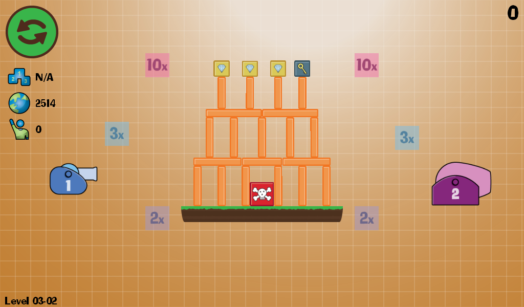 Box Topple - Knockdown! screenshot #22