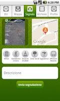 Screenshot of WeDU! Decoro Urbano