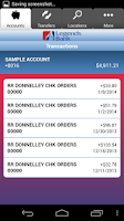 Screenshot of Legends Bank - TN Mobile