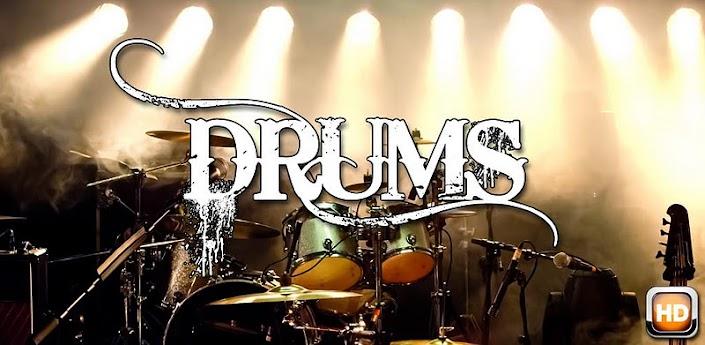 Скачать Drums HD - рок-барабаны для Android