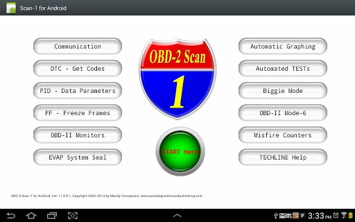 Scan-1 4 Android Demo