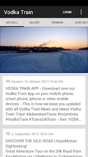 VODKA TRAIN ADVENTURES - screenshot thumbnail