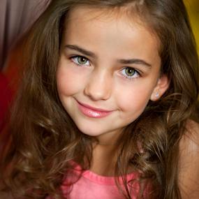 My daughter by Melissa Papaj - Babies & Children Child Portraits ( child, model, girl, female, beautiful )