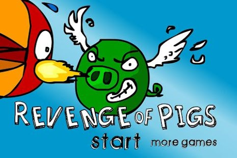 Revenge of Pigs - screenshot thumbnail