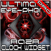 RAZR Clock Widget Pack