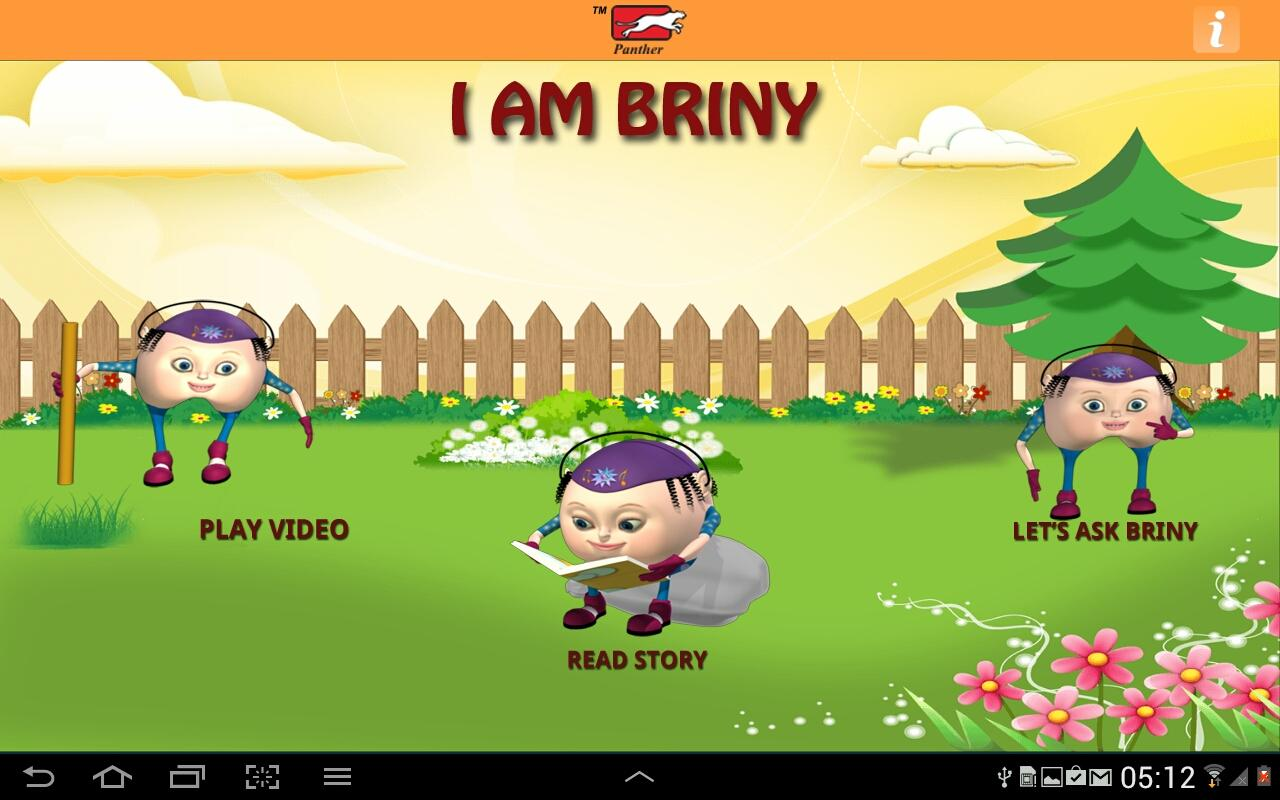 Anatomy for Children-The Brain- screenshot