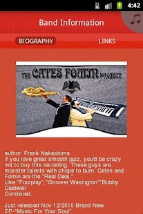 """The Cates Fomin Project "" - screenshot thumbnail"