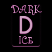 DarkPinkICE Skin for ICS Keybo