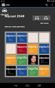 NipCast- screenshot thumbnail