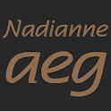 Nadianne Medium FlipFont icon