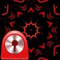 GO Locker Theme Red Black icon