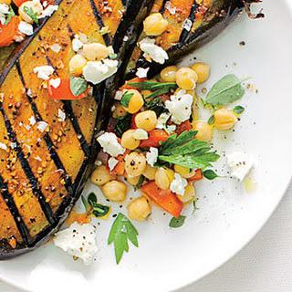 Chickpea-Feta Salad