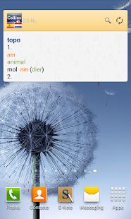 Spanish<>Dutch Dictionary T - screenshot thumbnail