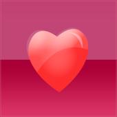 Red Hearts Keyboard Skin