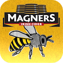 Magners Bee Beard logo