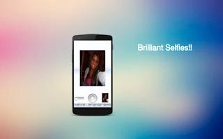 Screenshot of illuMEnate:Front Flash Selfies