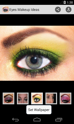 Eyes Makeup Ideas