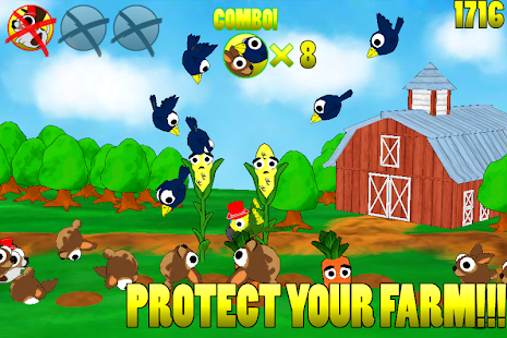 Farm Hero!- screenshot thumbnail