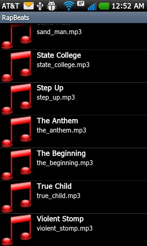 Rap Beats Pro- screenshot